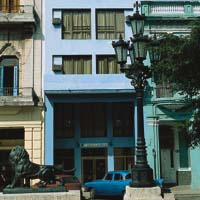 how to get from airport in havana to hotel